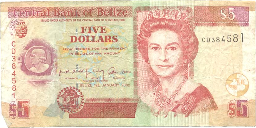 5 Belizean Dollar Is Roximately 2 564 Usd
