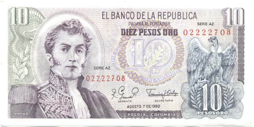 10 Colombian Peso Is Roximately 0 003 Usd